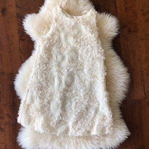 Pippa & Julia White Dress sz 6